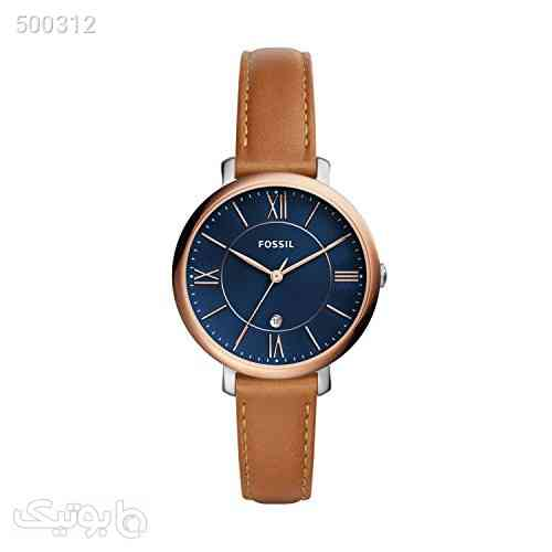 https://botick.com/product/500312-Fossil-Women-Jacqueline-Stainless-Steel-and-Leather-Casual-Quartz-Watch