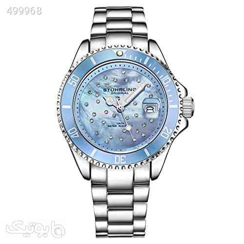 https://botick.com/product/499968-Stuhrling-Original-Womens-Dive-Watch---Sport-Watch-with-Stainless-Steel-Link-Bracelet-Quartz-Movement-Analog-Watch-Dial-with-Date-Dress-and-Casual-Design-Ladies-Watches-Collection