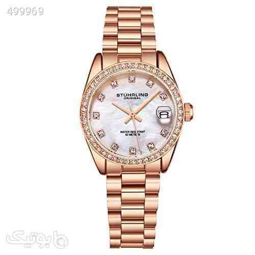 https://botick.com/product/499969-Stuhrling-Original-Womens-Dress-Watch---Stainless-Steel-Link-Bracelet-Quartz-Movement-Analog-Watch-Dial-with-Date---Dress-and-Casual-Design-Lineage-Watches-for-Women-Collection