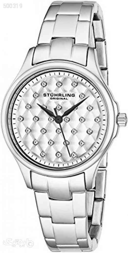 https://botick.com/product/500319-Stuhrling-Original-Women&x27;s-567.01-Vogue-Culcita-Analog-Display-Swiss-Quartz-Silver-Watch
