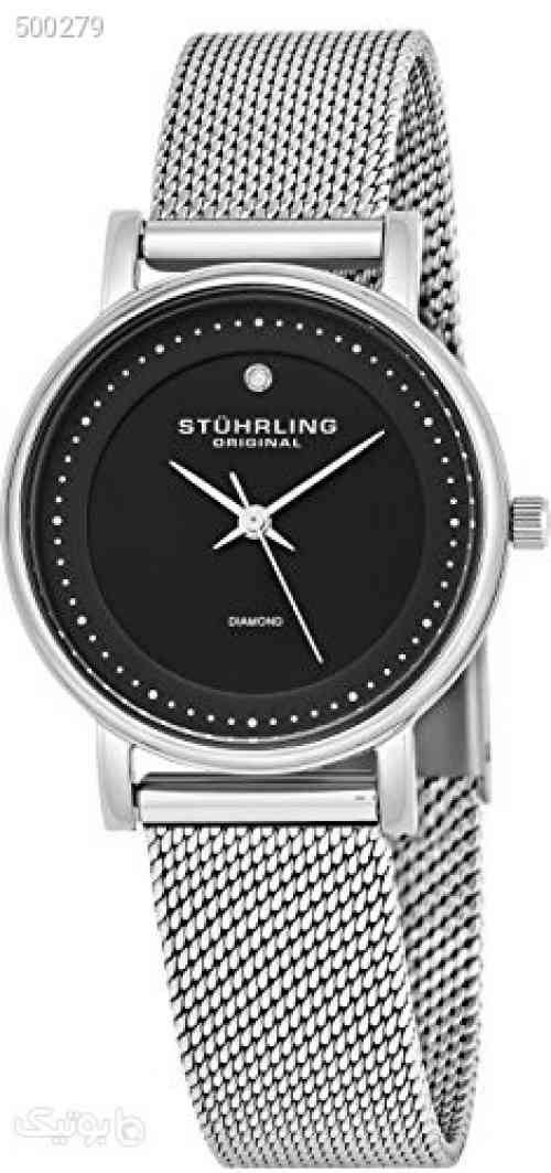 https://botick.com/product/500279-Stuhrling-Original-Women&x27;s-734LM.02-Analog-Ascot-Casatorra-Elite-Swiss-Quartz-Mesh-Bracelet-Watch-with-Diamond-Accent