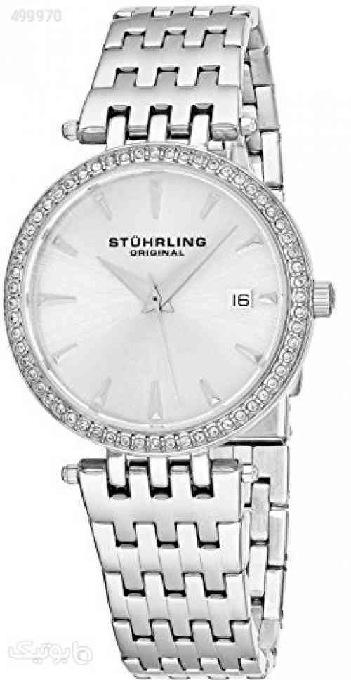 https://botick.com/product/499970-Stuhrling-Original-Women&x27;s-Soiree-Swiss-Quartz-Swarovski-Crystals-Date-Watch-579-Series