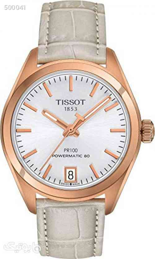 https://botick.com/product/500041-Tissot-PR-100-Automatic-Silver-Dial-Ladies-Watch-T101.207.36.031.00