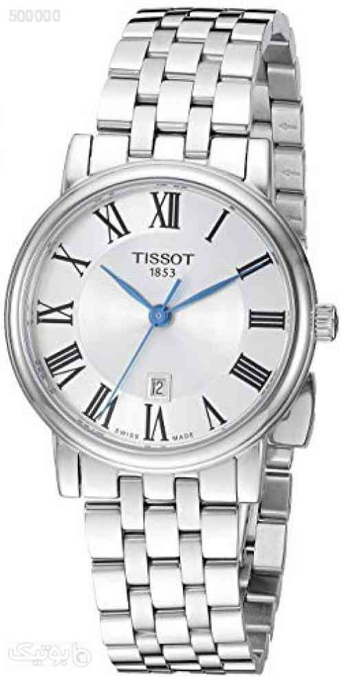 https://botick.com/product/500000-Tissot-Womens-Carson-Swiss-Quartz-Stainless-Steel-Dress-Watch-(Model:-T1222101103300)