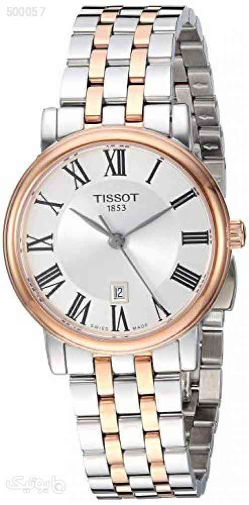https://botick.com/product/500057-Tissot-Womens-Carson-Swiss-Quartz-Stainless-Steel-Dress-Watch-(Model:-T1222102203301)