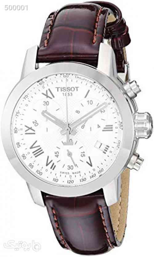 https://botick.com/product/500001-Tissot-Women's-PRC-200-Stainless-Steel-Swiss-Quartz-Watch-with-Leather-Calfskin-Strap,-Brown,-16-(Model:-T0552171603301)
