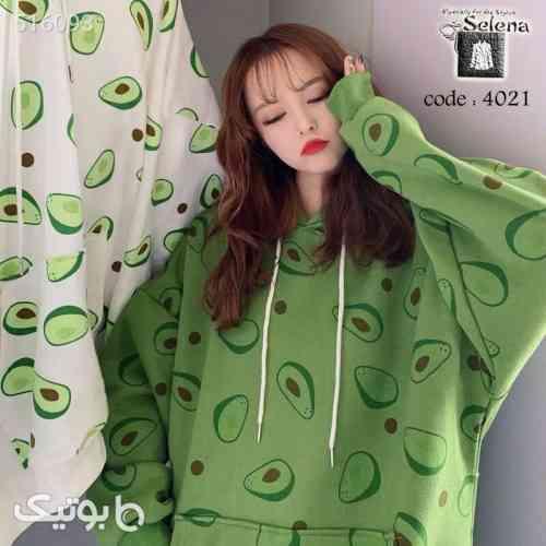 هودی شیک و زیبا  سبز 99 2020