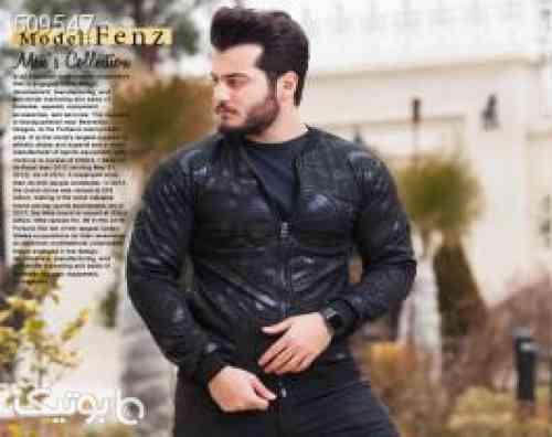 سویشرت مردانه مدل Fenz مشکی 99 2020