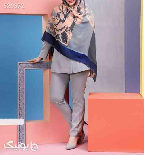 روسری لانا  نقره ای 99 2020