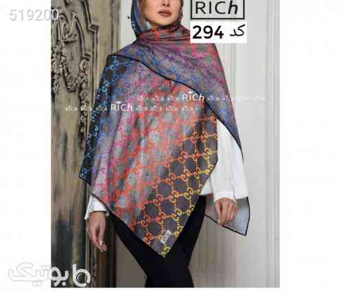روسری نخی  صورتی 99 2020