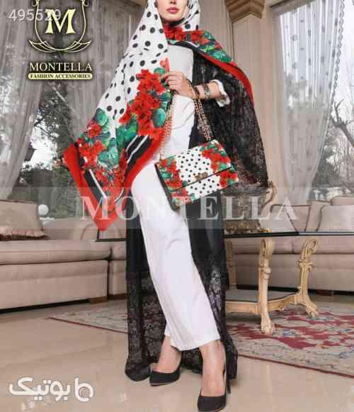 ست کیف و روسری  قرمز 99 2020