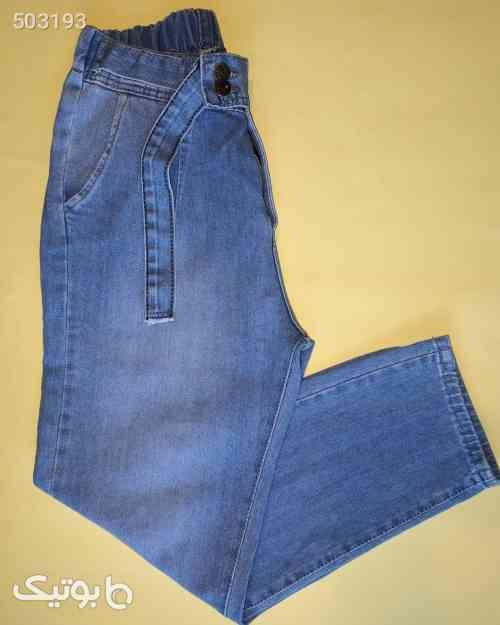 شلوار جین  آبی 99 2020