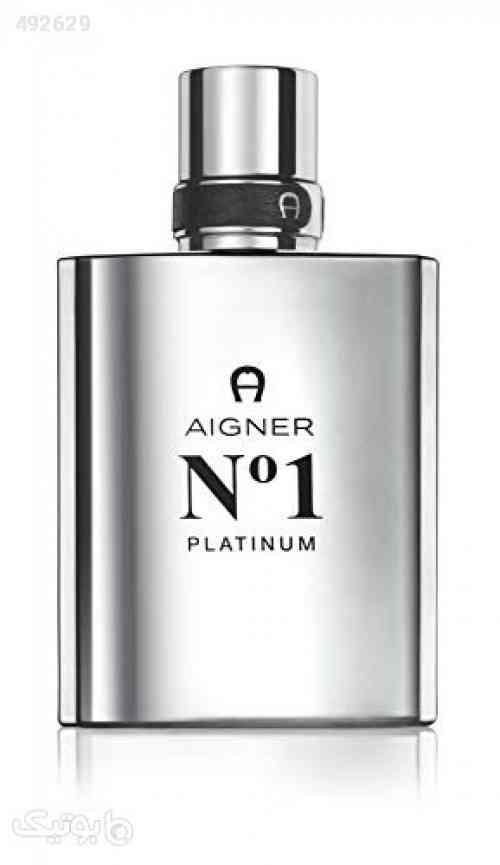 Aigner No. 1 Platinum Pour Homme by Etienne Aigner 3.4 oz Eau de Toilette Spray نقره ای 99 2020