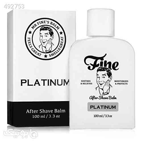 Fine Accoutrements Platinum Alcohol-Free After Shave Balm, Soothes and Relieves, Moisturizes and Protects with Chamomile Witch Hazel Vitamin E and Menthol, 3.3 Fluid Ounces سفید 99 2020