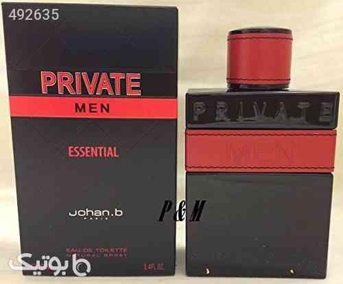 PRIVATE ESSENTIAL BY JOHAN B COLOGNE FOR MEN 3.4 OZ / 100 ML EAU DE TOILETTE SPRAY مشکی 99 2020