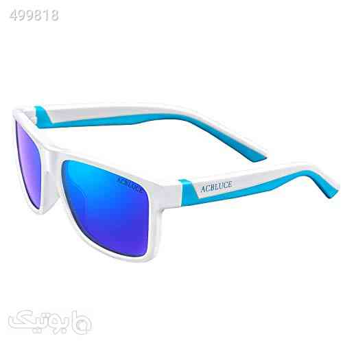 ACBLUCE Kids Sunglasses Polarized Sport TPEE/Blue Light Blocking Glasses for Boys Girls Age 6-12 آبی 99 2020