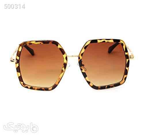 GAMT Oversized Square Sunglasses Women Vintage UV Protection?irregular Brand Designer Shades قهوه ای 99 2020