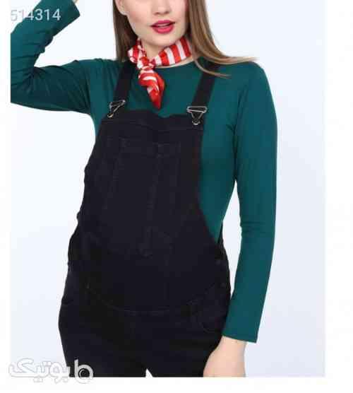بند دار زنانه برند tailorfit jeans کد 1587563009 مشکی 99 2020