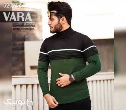بافت مردانه مدل Vara سبز 99 2020