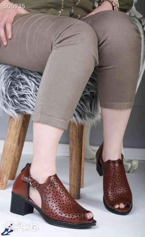 کفش جدید کد 97 زیره پیو  پاشنه ۵ سانت مشکی 99 2020
