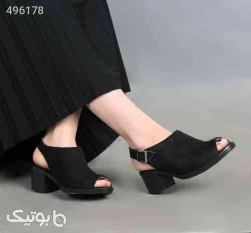 کفش جدید کد 990 جنس سوئیت پاشنه ۵ سانت آبی 99 2020