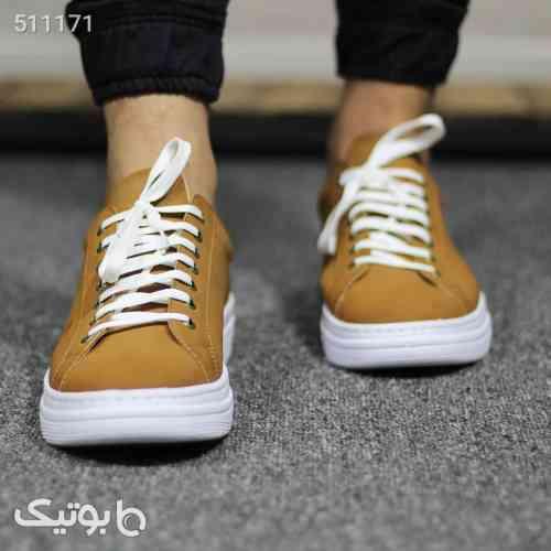 کفش مردانه جدید اسپرت طلایی 99 2020