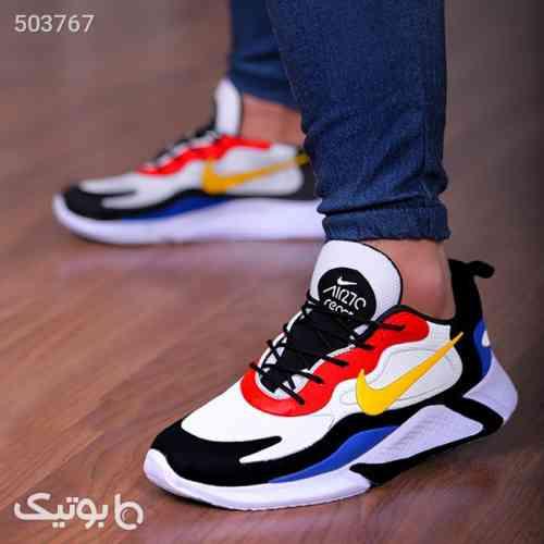 کفش مردانه Nike مدل Air270 (زرد،قرمز) آبی 99 2020