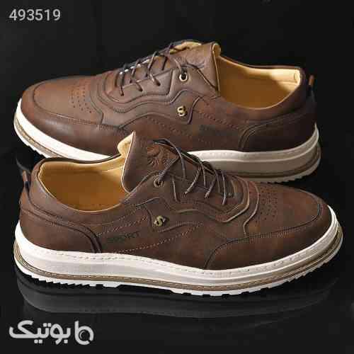 کفش مردانه chado قهوه ای 99 2020
