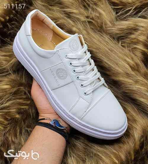 کفش مردانه versace سفید 99 2020