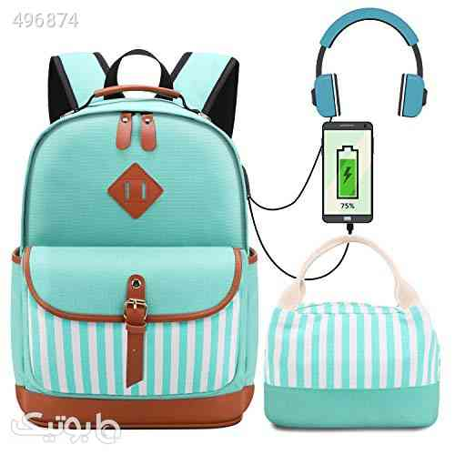 https://botick.com/product/496874-Teen-Girls-Backpacks-Set-with-Lunch-Tote-Bag-High-School-Bookbag-Canvas-Backpack-with-USB-Port-Womens-15.6-inch-Laptop-Backpack-Green-Set