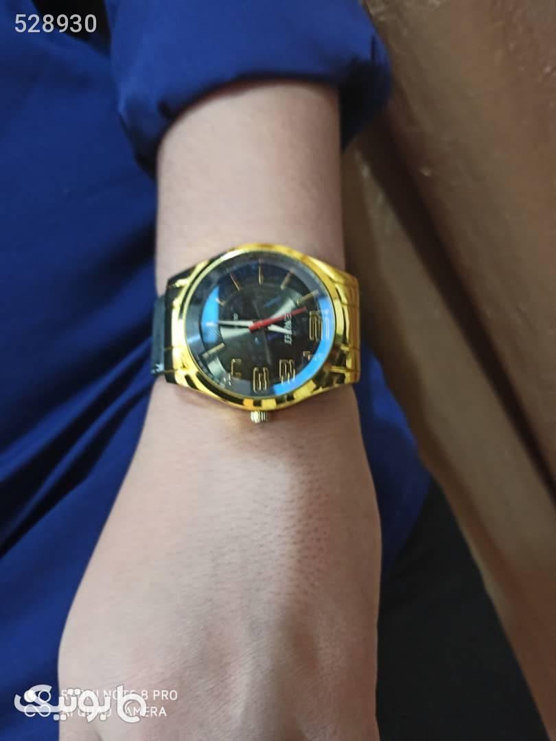 ساعت مردانه مشکی ساعت