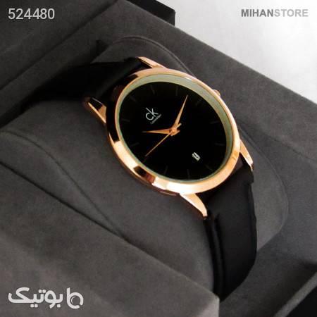 ساعت مچی Calvin Klein مدل Stylish  مشکی ساعت