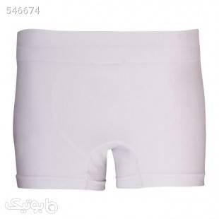 شورت مردانه گنی نانو مدل 1404 سفید لباس زیر مردانه