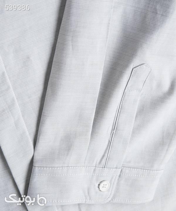پیراهن مردانه جوتی جینز JootiJeans کد 01532018 سفید پيراهن مردانه