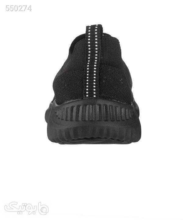 کفش راحتی زنانه مل اند موژ  Mel & Moj  کد W1103 مشکی كتانی زنانه