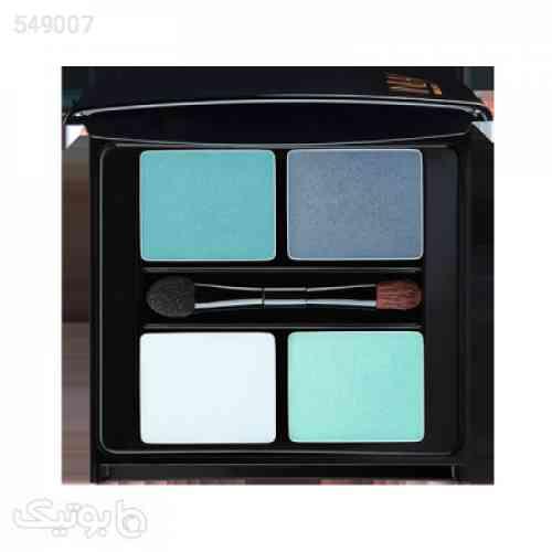 سایه چشم ۴ رنگ مدل Vivid-Blue این لی (INLAY) فیروزه ای 99 2020