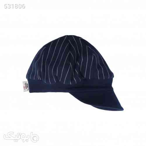 کلاه نوزادی پسرانه آدمک کد 363400 مشکی 99 2020
