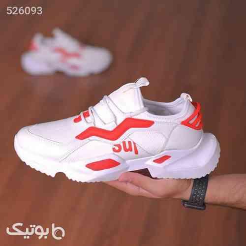 کفش مردانه مدل Alex (سفید،قرمز) سفید 99 2020