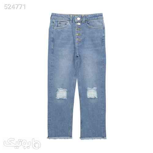 شلوار جین زنانه آر ان اس مدل 1104080-58 آبی 99 2020