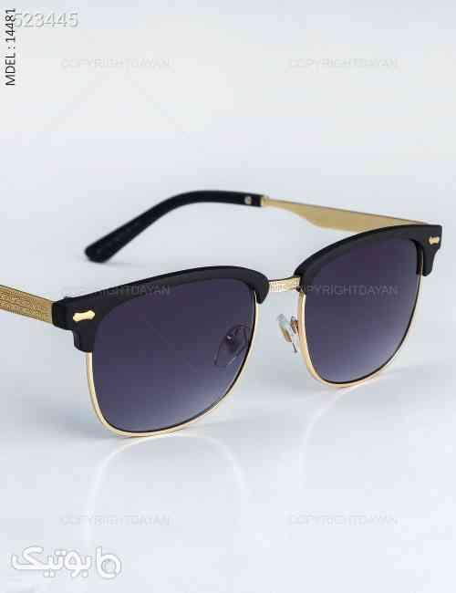 عینک آفتابی Gucci مدل 14481 مشکی 99 2020