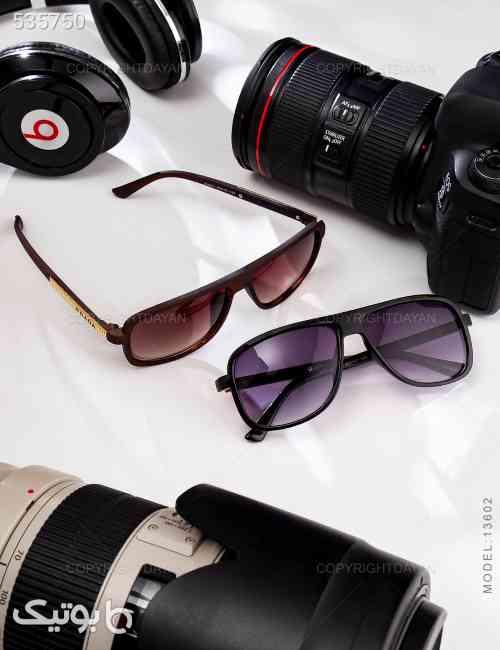 عینک آفتابی Prada مدل 13602 مشکی 99 2020