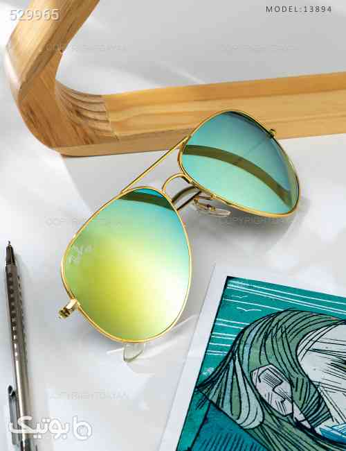 عینک آفتابی Ray ban مدل 13894 مشکی 99 2020