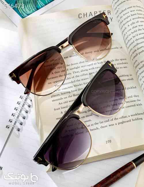 عینک آفتابی Tom Ford مدل 13608 مشکی 99 2020