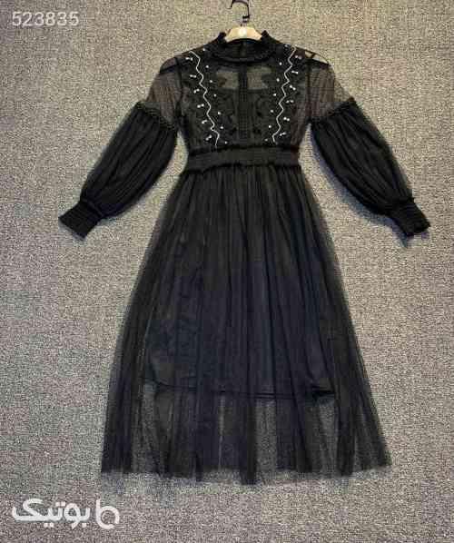 ️ لباس مجلسی دو تیکه  مشکی 99 2020