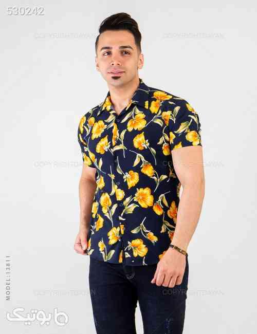 پیراهن مردانه Karen مدل 13811 مشکی 99 2020
