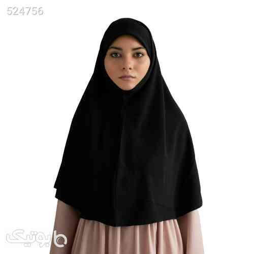 مقنعه حجاب فاطمی کد Ker 4590 مشکی 99 2020