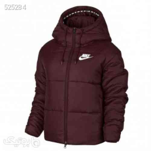 کاپشن زنانه نایک Nike Women Sportswear Synthetic Fill Jacket 869258-619 - کاپشن و بارانی زنانه