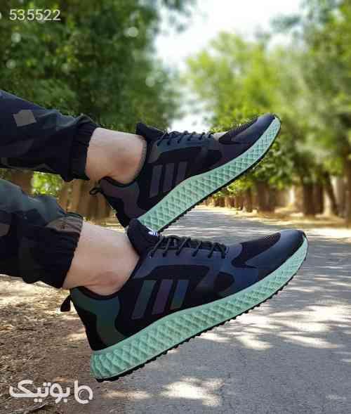 کفش مردانه اسپرت جدید مشکی 99 2020
