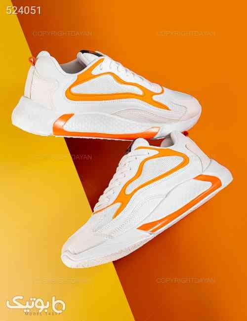 کفش مردانه Adidas مدل 14317 نارنجی 99 2020