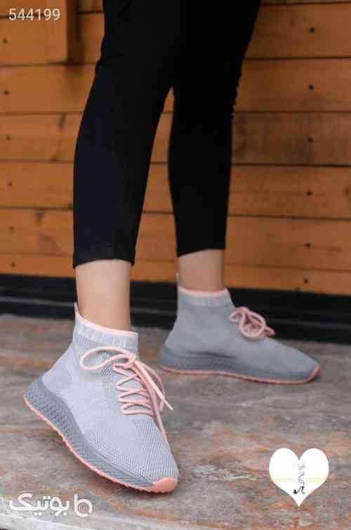 کفش بافت فلیپ مشکی 99 2020